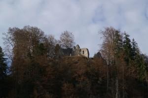 Burgruine-werdenfels01-300x199 in Die Burgruine Werdenfels