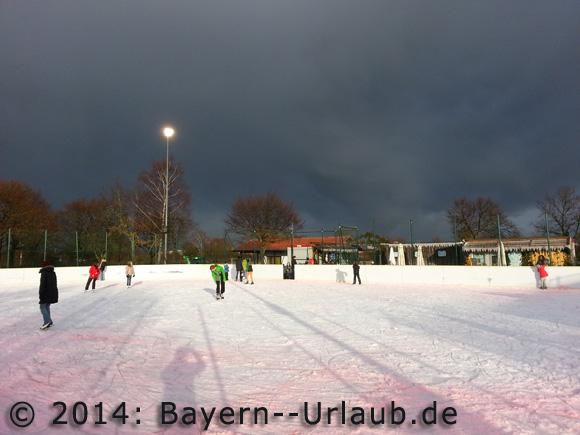 Eiswunder-planegg in Schlittschuhlaufen in München und Umgebung